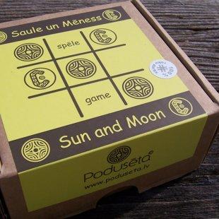 Saule un Mēness